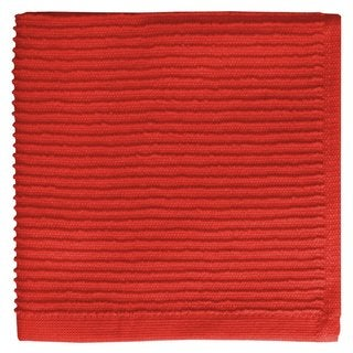 MUkitchen Fire Ridged Texture Cotton Dishcloth