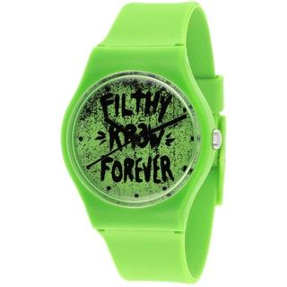 Kr3w Women's K1341GR Green Freshman Watch