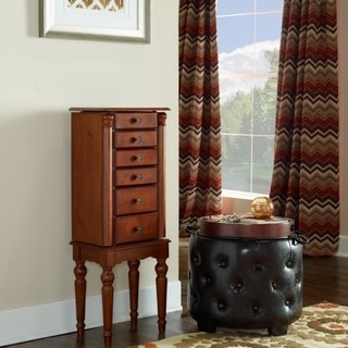 Link to Powell Ashbury Jewelry Armoire - N/A Similar Items in Bedroom Accents
