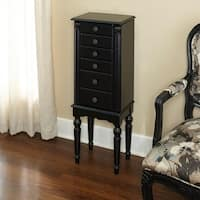 Powell Oxford Jewelry Armoire