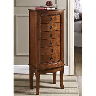 Linon 'Molly' Jewelry Armoire