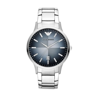 Emporio Armani Men's AR2472 Renato Stainless Steel Watch