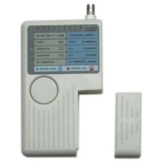 Intellinet 4-in-1 Cable Tester