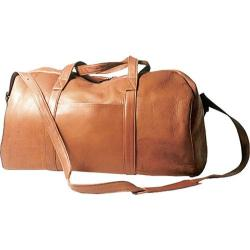 David King Leather 308 A Frame Duffel Tan