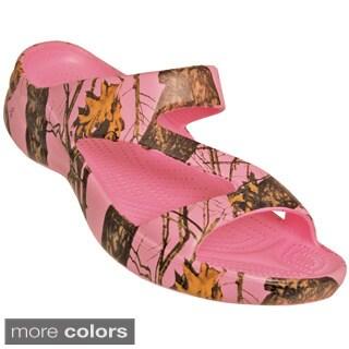 Women's Dawgs Mossy Oak Z Sandal