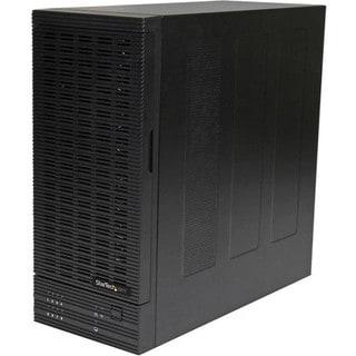 "StarTech.com USB 3.0 / eSATA 8-Bay Hot-Swap 2.5/3.5"" SATA III Hard Dr"