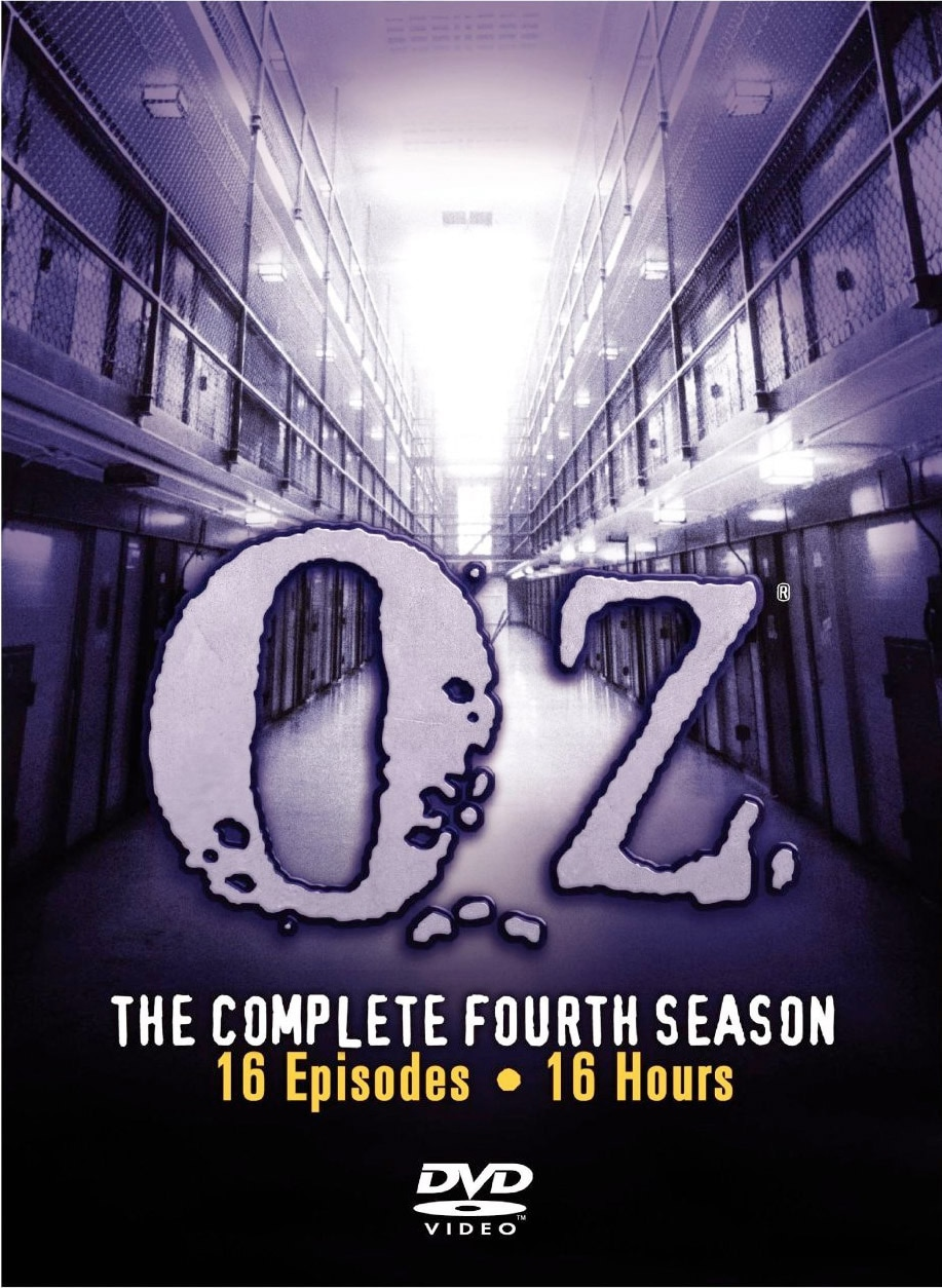 Oz: The Complete Fourth Season (DVD)