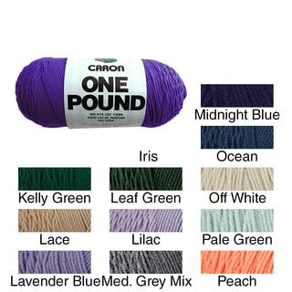 Caron One Pound Yarn