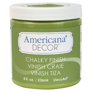Americana Chalky Finish Paint 8oz - 8 oz