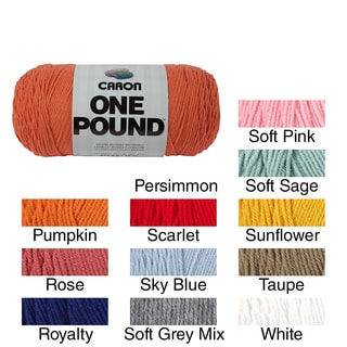 Caron One Pound Yarn