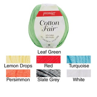 Cotton Fair Solid Yarn