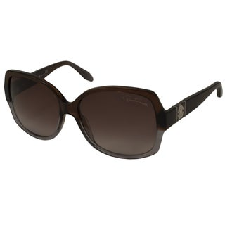 Roberto Cavalli Women's RC65S Ginestra Rectangular Sunglasses