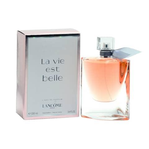 Lancome La Vie Est Belle Women's 3.4-ounce Eau de Parfum Spray