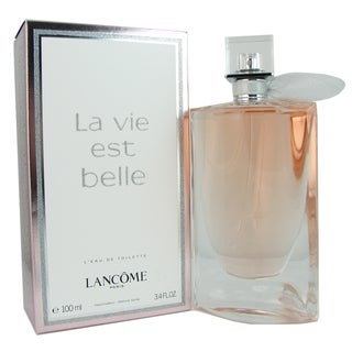Lancome La Vie Est Belle Women's 3.4-ounce Eau de Toilette Spray