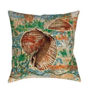 Coastal Motif II Indoor/ Outdoor Pillow
