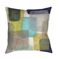 Transparancy II Indoor/ Outdoor Throw Pillow
