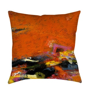 Jubiliation Indoor/ Outdoor Throw Pillow