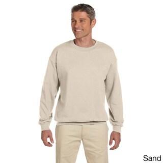 Gildan Men's Heavy Blend 50/50 Fleece Crew Pullover