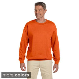 Gildan Men's Heavy Blend 50/50 Fleece Crew Pullover