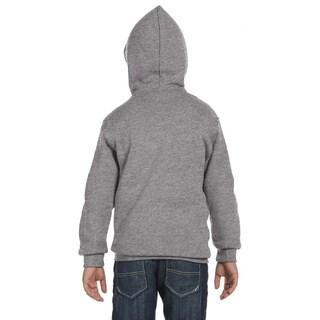 Russel Youth Dri-Power Fleece Full-zip Hoodie