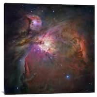 Global Gallery NASA 'Orion Nebula' Stretched Canvas