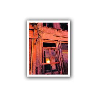 Dean Uhlinger 'Old Sacramento' Unwrapped Canvas