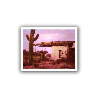Dean Uhlinger 'Past By the Future' Unwrapped Canvas
