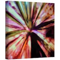 Dean Uhlinger 'Agave Glow' Gallery-wrapped Canvas