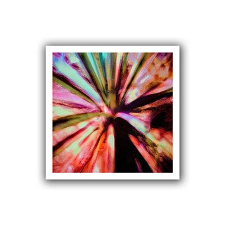 Dean Uhlinger 'Agave Glow' Unwrapped Canvas