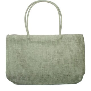 Handmade Set of 2 Large Rattan Shoulder Bag (China)