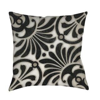 Thumbprintz Moroccan Symbol III Indoor/ Outdoor Throw Pillow