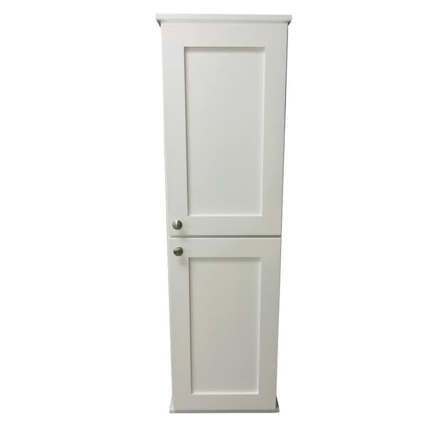 42-inch Alexander Series On the Wall Cabinet 2.5-inch Deep Inside