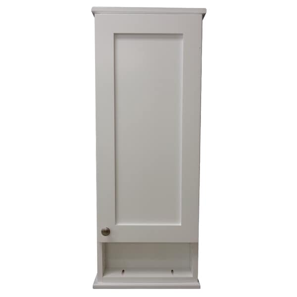 30 Inch Alexander Series On The Wall Cabinet With 6 Inch Open Shelf 2.5