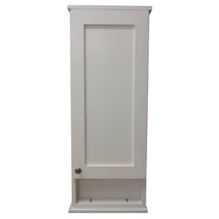 Charmant 30 Inch Alexander Series On The Wall Cabinet With 6 Inch Open Shelf 2.5