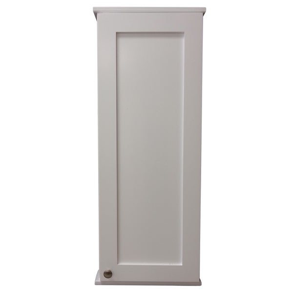30-inch Alexander Series On the Wall Cabinet 7.25-inch Deep Inside