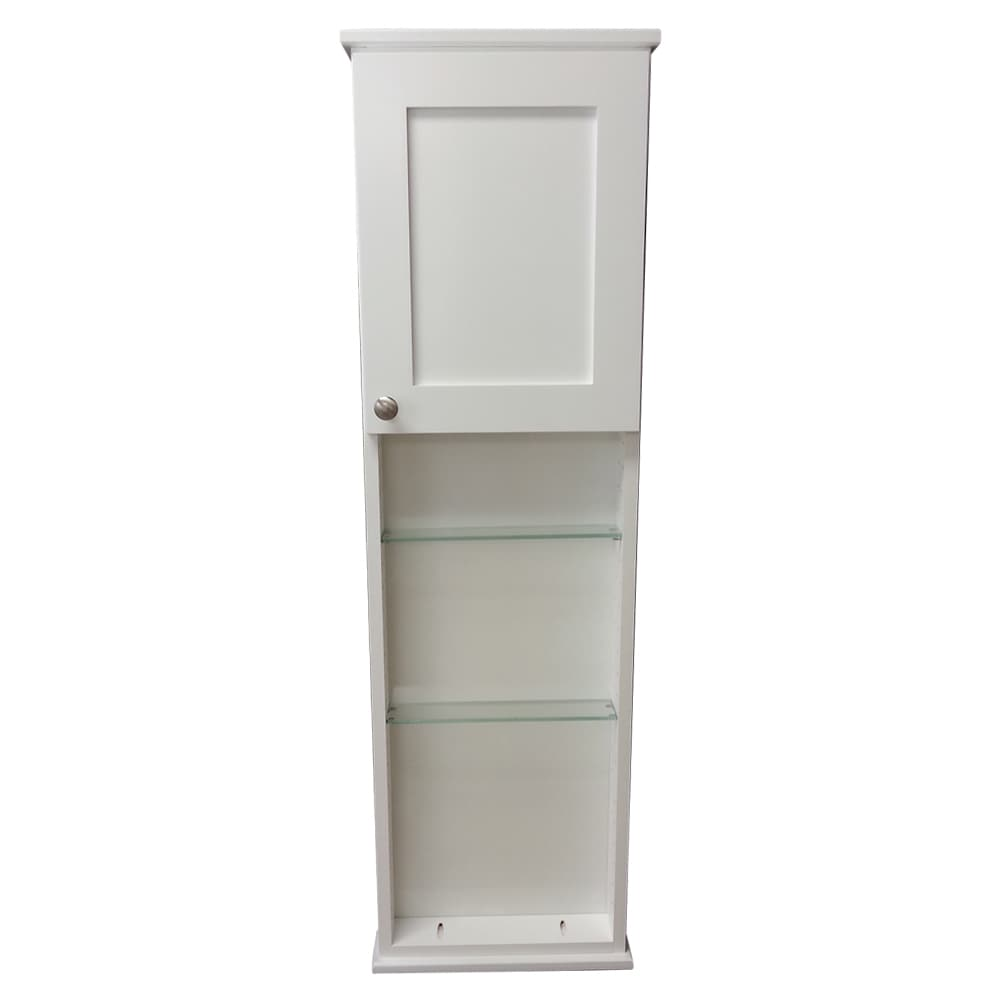 42 Inch Alexander Series On The Wall Cabinet With 24 Inch Open Shelf 5 5 Inch Ebay