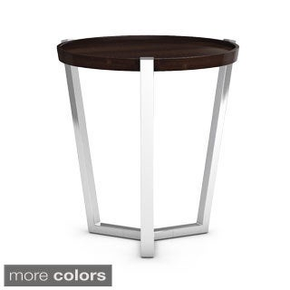 Made To Order Cirque Round End Table