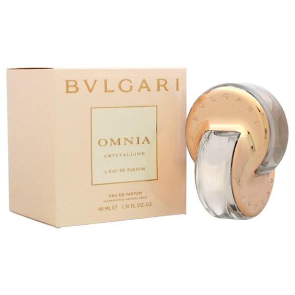 Shop Bvlgari Omnia Crystalline Womens 135 Ounce Eau De Parfum