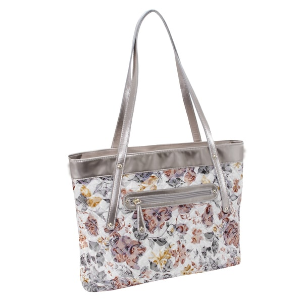 Parinda Fiona Floral Quilted Carry-all Tote Bag