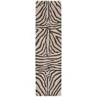 Skin Black Outdoor Rug (2'X8') - 2' x 8'