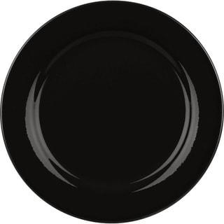 Waechtersbach Fun Factory Black Salad Plates (Set of 4)