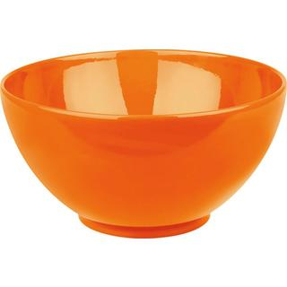 Waechtersbach Fun Factory Orange 4-ounce Small Dipping Bowls (Set of 4)