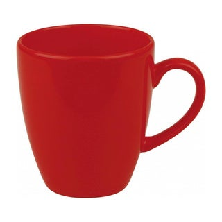 Waechtersbach Fun Factory Red Jumbo Cafe Latte Cups (Set of 4)