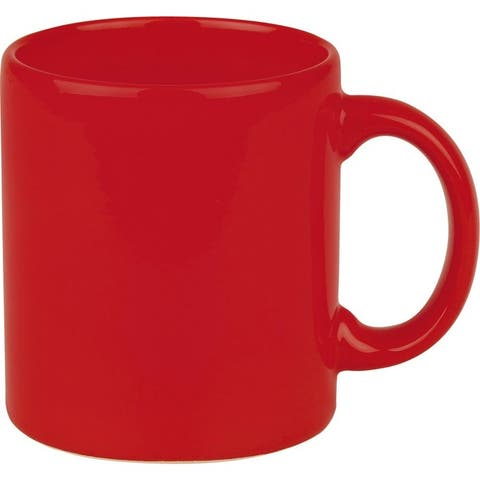 Waechtersbach Fun Factory Red Mugs (Set of 4)