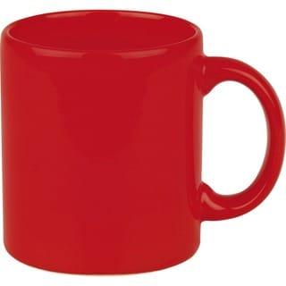 Link to Waechtersbach Fun Factory Red Mugs (Set of 4) Similar Items in Dinnerware