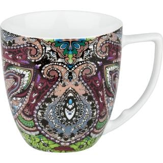 Waechtersbach Accents Urbana Paisley Mint Mugs (Set of 4)