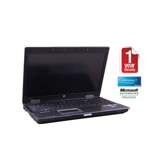 HP EliteBook 8540P Intel Corei7 2.67GHz 4GB 500GB 15.6-inch Wi-Fi DVD-RW CAM Windows 10 Professional