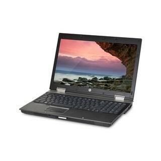 HP Elitebook 8540P Intel Core i7-620M 2.66GHz CPU 4GB RAM 500GB HDD Windows 10 Pro 15.6-inch Laptop (Refurbished)