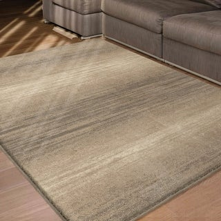 "Carolina Weavers Eden Collection Fuse Beige Area Rug (7'10 x 10'10) - 7'10"" x 10'10"""