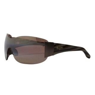 Maui Jim Women's 'Kula' Copper Polarized Rimless Sport Sunglasses